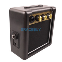 Mini Electric Guitar Amp Portable Electrical Guitarra Amplifier Speaker 3W For Sale