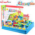 Genuine intellectual ball Waterpark Beckham Adventures. Pass through the task board games Intelligence toys birthday gift