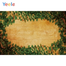 Yeele Wood Natural Color Photocall Leaves Grunge Photography Backdrops Personalized Photographic Backgrounds For Photo Studio