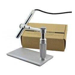Długopis mikroskop cyfrowy 500X8 LED USB mikroskop elektronowy kamera lupa elektroniczna z pomiar oprogramowania