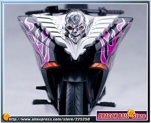"""Image 3 - Japão """"mascarado kamen rider drive"""" original bandai tamashii nações shf/s. h. figuarts pvc figura de ação bicicleta passeio chaser"""