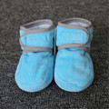 2016 Fashion Baby Unisex Infant Shoes New Style Toddler First Walkers Soft Cotton Winter Newborn Skid-Proof Kids Warm Flock Shoe