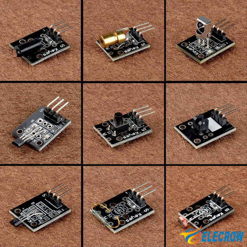 37-in-1 Sensor Module Kit3