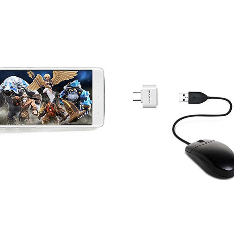 المصغّر usb OTG 2.0 عناق محول كاميرا OTG محول ل هاتف أندرويد ل سامسونج كابل قارئ بطاقات فلاش حملة كابل OTG قارئ