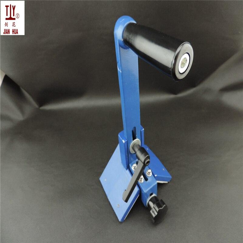 Dispositif de chanfreinage de tuyau de DN 25-160mm PE, coupe-tuyau de pb, rabotage de bec de racloir de tuyau en plastique de pp, outil de plomberie