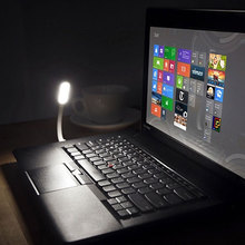 Flexible Portable USB 5V 1.2W LED Lamp For Xiaomi Power bank Computer Notebook Mini USB table lights Protect Eye Lights Gadget