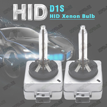 2 Pcs D1S HID Xenon bulb lamp with metal holder Replacement Light Car Source Headlight Lighting 12V 35W 4300K 6000K 8000K 5000K цены