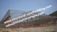 PEB structural steel warehouses and workshop on a turnkey basis project EPC general contractor