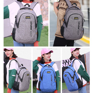 Image 5 - 30L Backpacks School Daypack Camping Backpack Bag For Teenage Girls Boys Laptop Outdoor Sports Bags School Bag Camping XA1479A