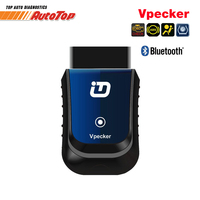 Original Bluetooth Vpecker OBD2 Car Diagnostic Tool Adapter All Systems Diagnostic Scanner Easydiag Vpecker V9 1