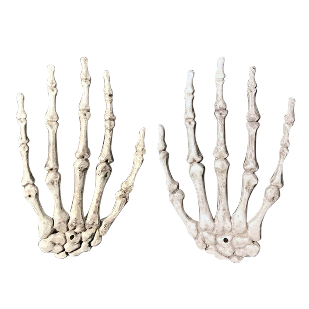 Aliexpress.com : Buy 1 Pair Plastic Skeleton Hands Haunted