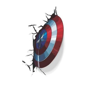 Captain America Toilet 21x30cm