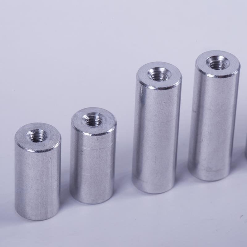 Ijverig 10 Stks Ronde Aluminium Staven Dia.4 * M2.5 * 5/6/8/10/12/15 /20/25/30/35/40/50mm Aluminium Standoff Spacer Afstand Schroeven Rc Onderdelen Heilzaam Voor Het Sperma