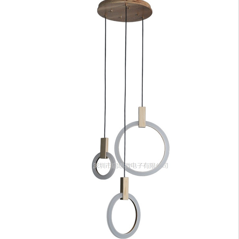 Ceiling Lights & Fans Symbol Of The Brand Modern Led Chandelier Nordic Hanging Lights Kitchen Illumination Bedroom Lighting Fixtures Novelty Glass Suspended Lamps