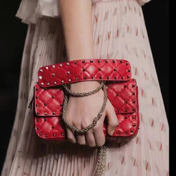 Genuine Leather Women Messenger Bags