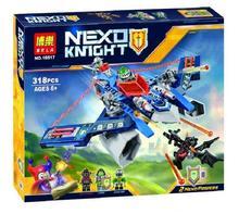 BELA 10517 Building Blocks Aaron's hit giant crossbow Minifigures Buildable Figures Compatible With Legoe toys Nexus Knight