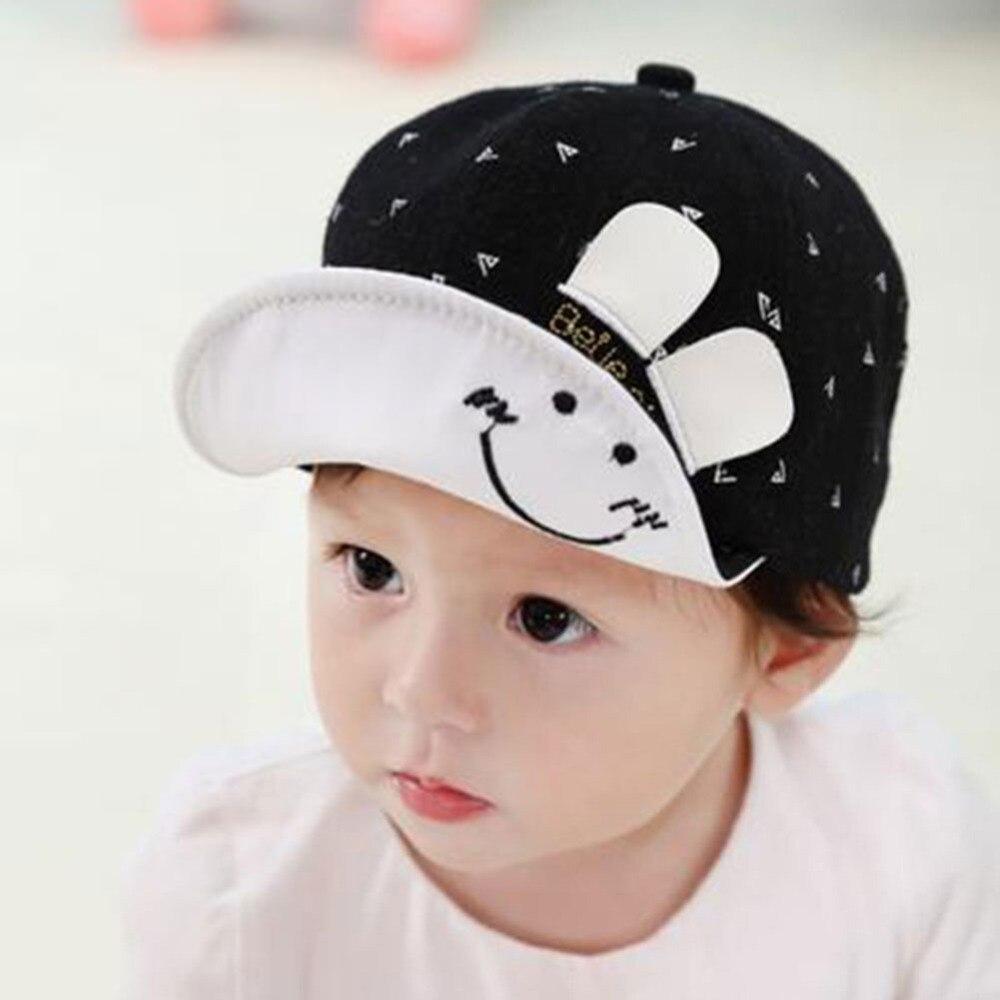 aff9ad6f500bb6 Hats Baby & Toddler Clothing Baby Boy Girls Toddler Summer Cotton Hats  Striped Baseball Cap Beret Sun Hat Hot
