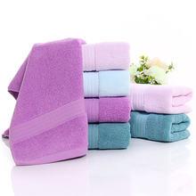 Новинка 34*74 см Мягкое хлопковое полотенце для лица цветочное Хлопковое полотенце Бамбуковое Волокно быстросохнущее полотенце s дропшиппинг 1016
