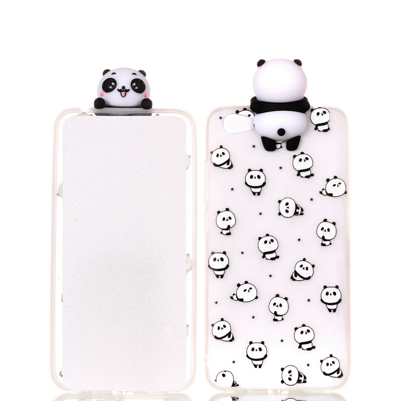 for fundas redmi note 5a case 3d cartoon cat owl silicone case back cover for xiaomi redmi note