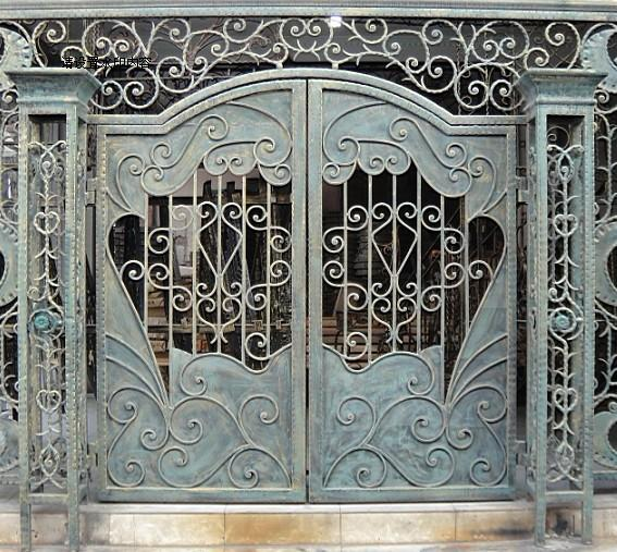 Luxury Iron Door Wrought Iron Gates Wrought Iron Gates