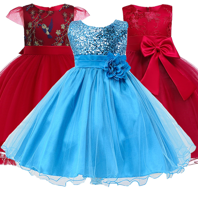 Princess Dresses Girls Dresses Flower Girl Dress Special Occasion Dresses Wedding Dress