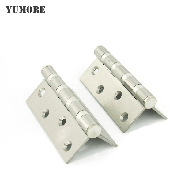 High Quality Stainless Steel Heavy Duty Door Hinge Extra Thick 4*3*3
