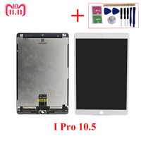 10.5 Tablet PC LCD Screen For iPad Pro 10.5 A1701 A1709 LCD Display Touch Screen Panel Digitizer Glass Sensor Pantalla Replace