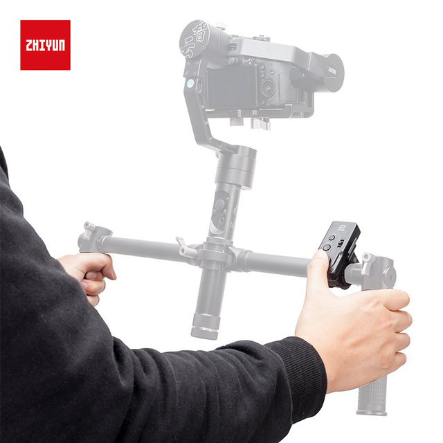 ZHIYUN Official Thumb Remote Control ZWB02 Wireless Control Monitor for Crane 2/Plus/V2/M Handheld Gimbal Stabilizer Accessories