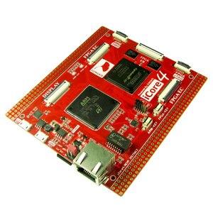 Image 1 - ICore4 carte de contrôle industrielle FPGA Stm32 dual core, capteur de panneau FPGA