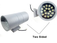 UP Down 36W LED Wall Mounted Lamp 110V 220V Outdoor Lighting Waterproof For Storefront Building