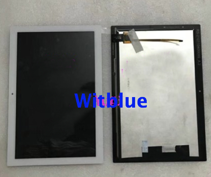 New For 10.1 Lenovo Tab 4 TB-X304L TB-X304F TB-X304N TB-X304 LCD Display Matrix Module + Touch Screen Panel Digitizer Assembly 8675 ccbhp new tab cof ic module