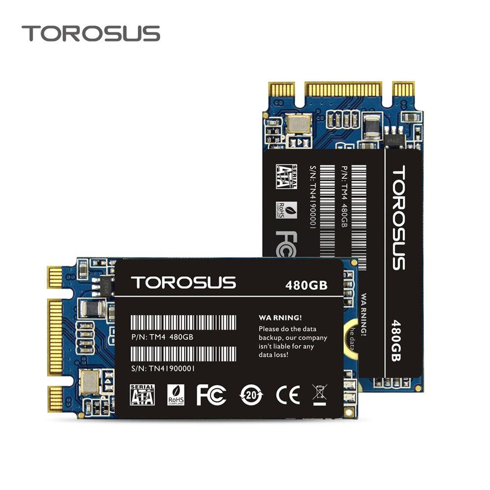 Disque SSD SATA NGFF interne TOROSUS M.2 2242 240 go pour ordinateur portable Jumper 3 pro