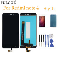 APS High Quality LCD Display Digitizer Touch Screen Assembly For Xiaomi Redmi Note 4 Cellphone With