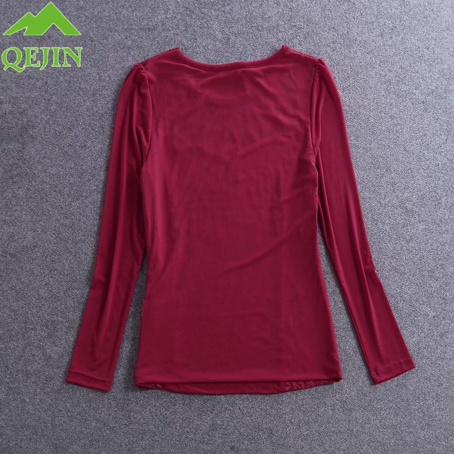 2017 Φθινόπωρο Γυναικείο μπλουζάκι - Γυναικείος ρουχισμός - Φωτογραφία 3