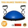 Тренировочный мяч VEVOR Bosu  фитнес-тренажер для йоги с насосом в Германии