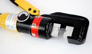 Image 3 - Гидравлический обжимной инструмент, Гидравлические Обжимные Щипцы, гидравлический компрессионный инструмент, диапазон 4 70 мм2, давление 6T