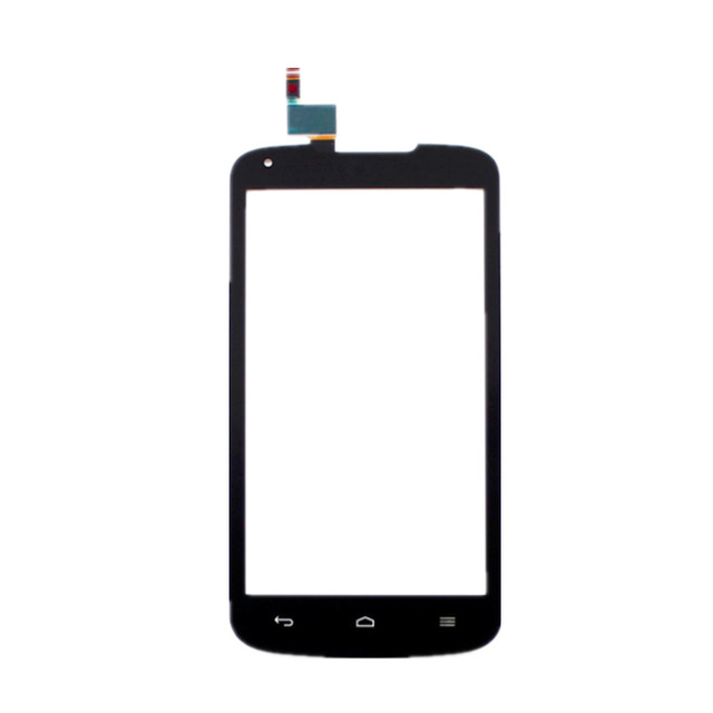 Black Replacement Digitizer Touch Screen For Huawei Y540 Touchscreen Sensor Front Glass Panel