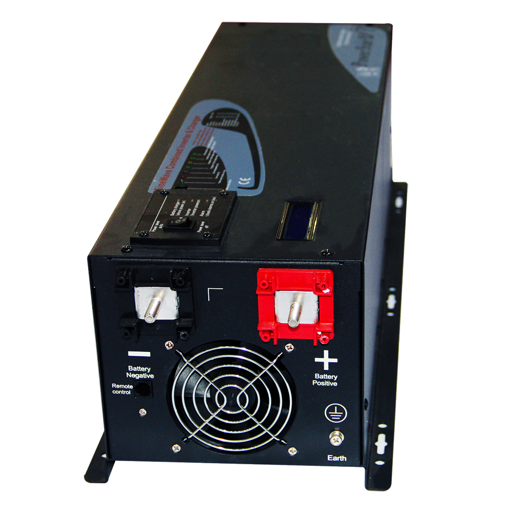 MAYLAR@ 4000W 48VDC Off-grid Power Inverter Pure Sine Wave With Battery Charger For 48V battery AC 100V-240V  For Solar System power system моногидрат креатина power system pure creatine 650 гр