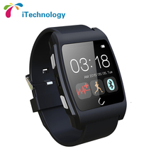 2015 neue Original Uwatch UX Smart Watch Phone Bluetooth SmartWatch Mit Pulsmesser Vollkommen Kompatibel Mit Android