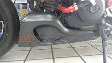 Pan barriga Para Diavel Ducati 2011-15 16 Fibra De Carbono Completo 100%