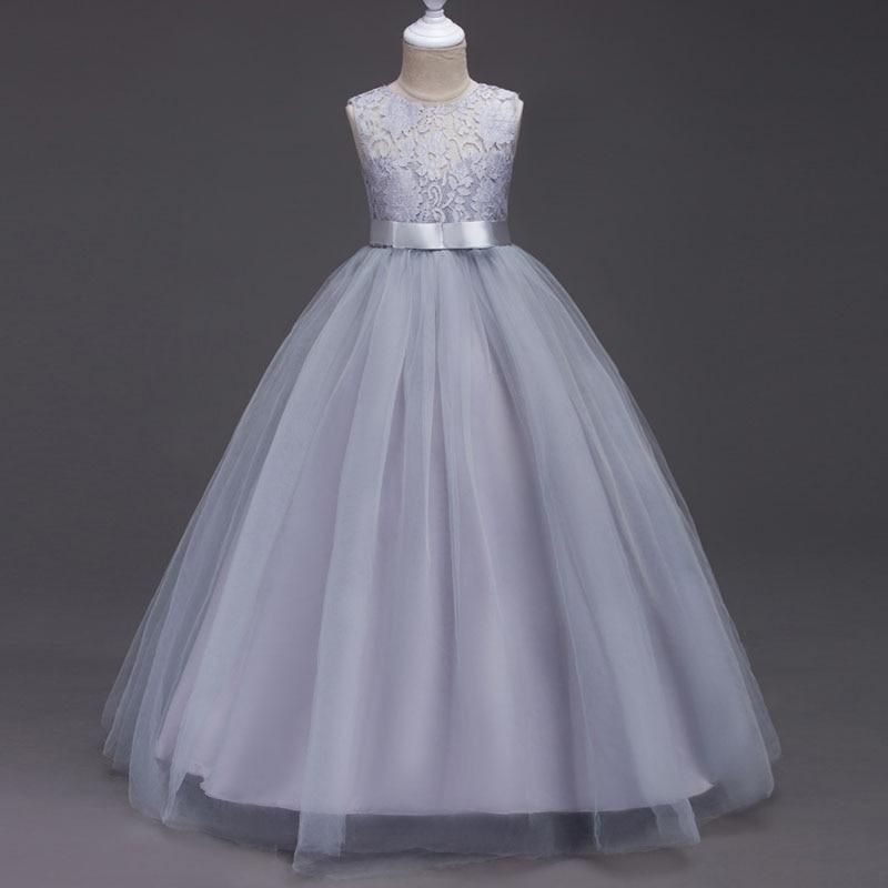 все цены на Red Party Dress Girl Summer Baby Vintage Dress Princess Clothes For Teenage Girls Wedding Dresses Vestidos De Fiesta Para Nenas