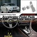 Педали акселератора автомобиль Pad / крышка из первоначально фабрики гонки дизайн модели для BMW 5 серии M5 E60 E61 2003 ~ 2011 тюнинг