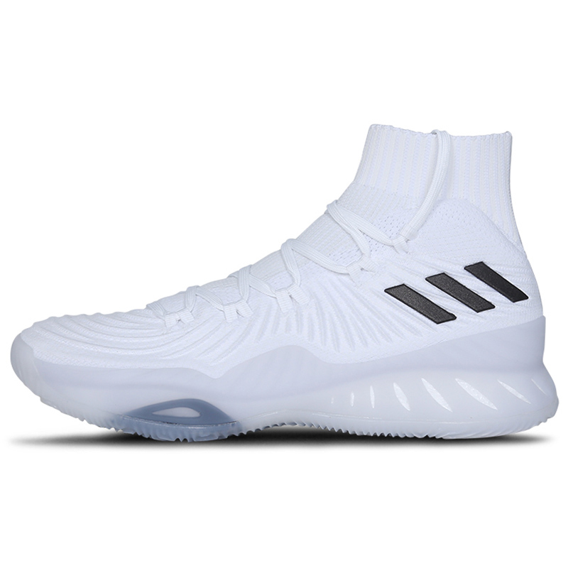 bcbf202d0ca New Arrival Authentic Adidas Crazy Explosive Boost Men s Breathable ...