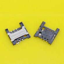 Best Price,2pcs/lot memory card reader holder socket slot connector for Lenovo A288t A336 A298T S660 A518 S760.