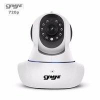 Cymye Wifi P2P IP המצלמה wifi 720 P ראיית הלילה אלחוטי מיני טלוויזיה במעגל סגור מצלמה כרטיס SD אבטחת בית מקורה מצלמת Telecamera