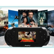 """Multilingual 3.0"""" Inch 32 Bit Portable Game Console Player Retro Games Handheld Gamepad MP5 Player Black Free Shipping"""