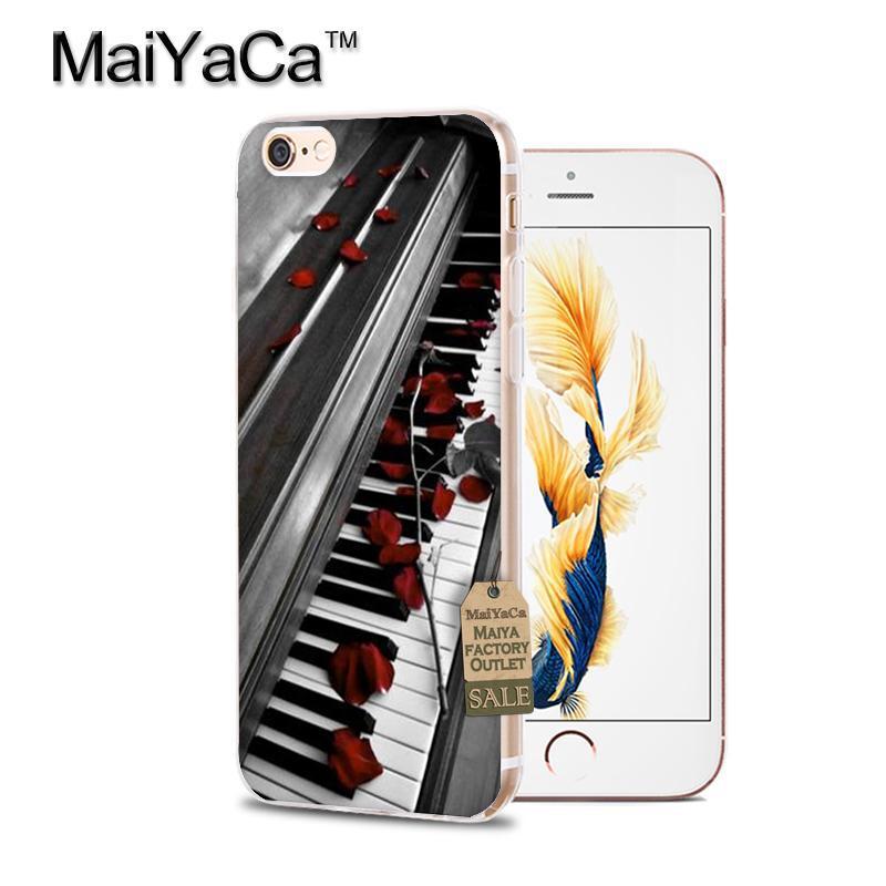 MaiYaCa Κλειδιά Πιάνο Μουσικό δώρο - Ανταλλακτικά και αξεσουάρ κινητών τηλεφώνων - Φωτογραφία 5