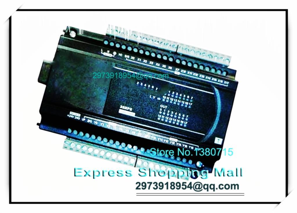 New Original DVP32XP200T Delta PLC Digital module ES2 series 100-240VAC 16DI 16DO Transistor output new original delta plc eh3 series 100 240vac 24di 16do transistor output dvp48eh00t3