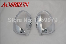 for Lifan X60 rearview mirror cover reverse picture frame The mirror decorated box car accessories car