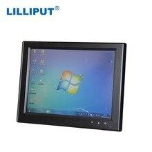Polegada TFT LCD USB Alimentado Monitor De Lilliput 8 UM 80/C NÃO entrada VGA, apenas Entrada USB Padrão VESA Mount Monitor